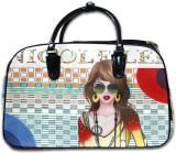 Moladz Nicolus Small Travel Bag  - Large...