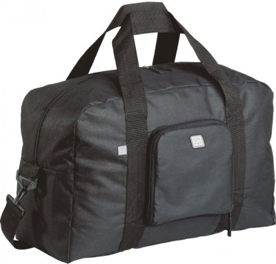 Go Travel Adventure Bag L Small Travel Bag - Large(Black)