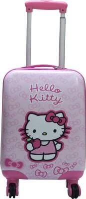 Gamme Gamme Hello Ribbun Kitty Kids Luggage(Big) Small Travel Bag