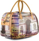 WRIG WDB071-A Multicolor Small Travel Ba...