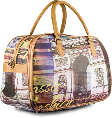 WRIG WDB071-A Multicolor Small Travel Bag  - Large
