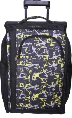 BagsRus Cabin Laptop Trolley-Featherlite Small Travel Bag