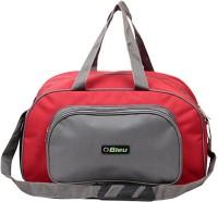 Bleu Duffle Small Travel Bag  - Standard(Red, Grey)