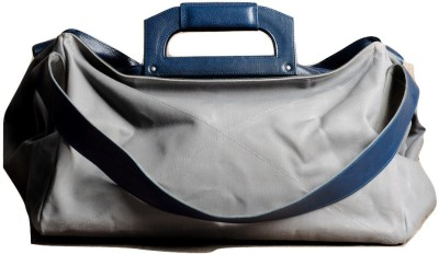 The Cobbleroad Square One Holdall/Ocean Small Travel Bag  - Large