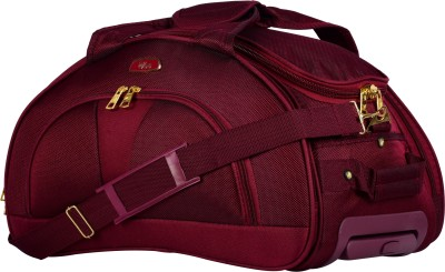 Verage Orchid Duffel Trolley Small Travel Bag  - large