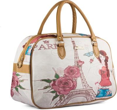 WRIG WDB074-D Pink Small Travel Bag  - Large