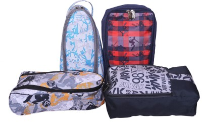 BagsRus Multidesign Shoe Bags Small Travel Bag