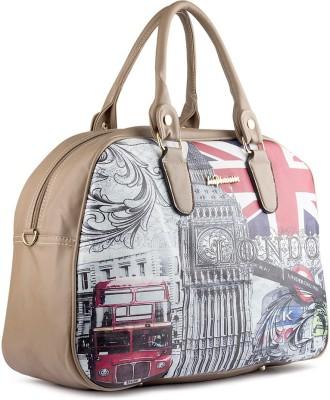 WRIG WDB054-B Brown Small Travel Bag  - Large