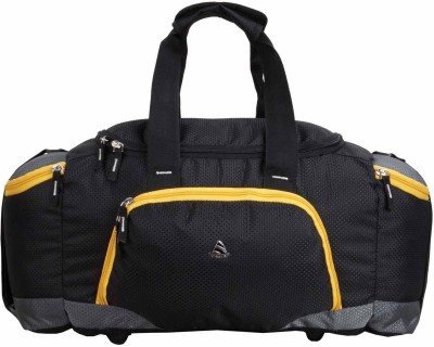 Clubb Mini Small Travel Bag - Small(Black & Yellow)