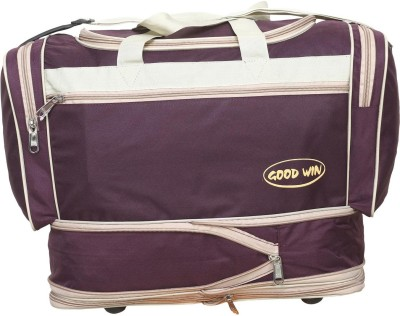 Goodwin Extebal Expandable Small Travel Bag  - Medium