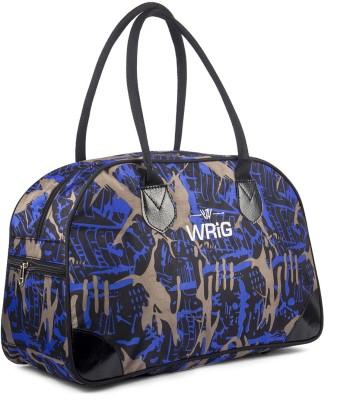 WRIG WDB065-C Black Small Travel Bag