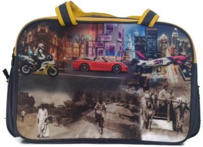 Shree Multicolour Bags TB01 Small Travel Bag