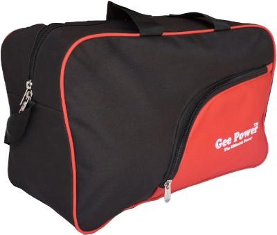 Gee Power Black Red Gym Bag Gym Bag