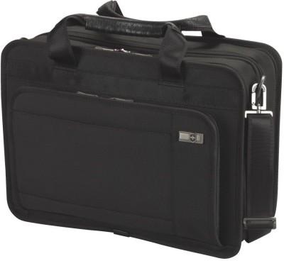 Victorinox Monticello 40 CM Expandable Dual-Compartment Laptop Brief Small Travel Bag  - Small