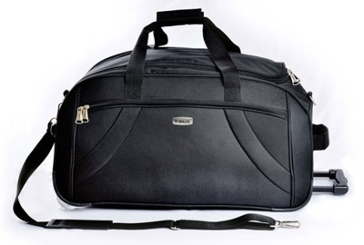 Timus Sampras Small Travel Bag - 55(Black)