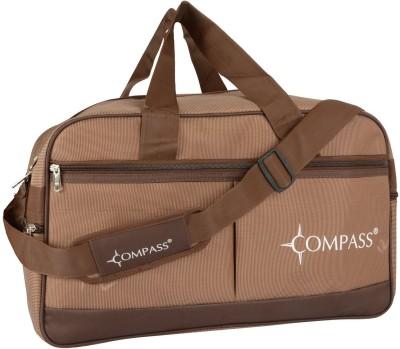 Compass Fine Checks Durable (21 inch) Small Travel Bag  - Medium