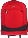 BagsRus Trolley Small Travel Bag (Red)