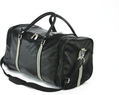 Mboss Leatherite TB002 Expandable Small Travel Bag - 60 x 28 x 26