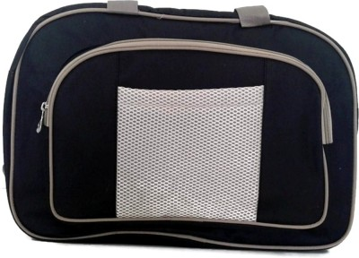 Shree Multicolour Bags TB05 BLACK Small Travel Bag