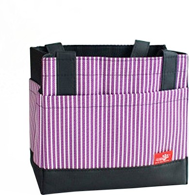 EZ Life Purple Lunch Box Small Travel Bag