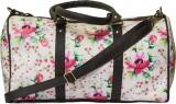 Bandbox BgFloral Small Travel Bag (White...