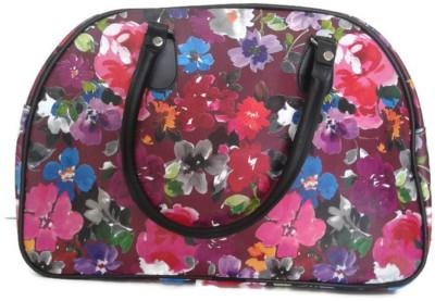 Shree Multicolour Bags TB07 RED Small Travel Bag