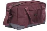 BagsRus Duffle Small Travel Bag (Grey)