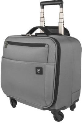 Victorinox Wheeled Companion Tote Overnight Bag With Retractable Handle Small Travel Bag  - Small
