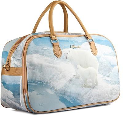 WRIG PF-WDB027-D White Small Travel Bag  - Large