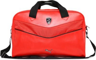 Puma Puma Ferrari LS Weekender Small Travel Bag (rosso corsa) Small Travel Bag