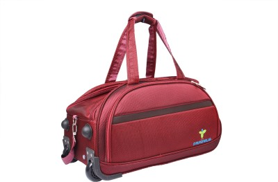 Pragmus Diamond Eva Maroon Small Travel Bag  - Cabin Size
