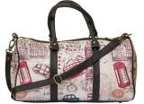Bandbox BgLondon Small Travel Bag (Beige...