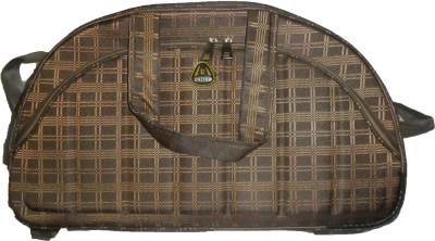 United Bags Gldn Checks Small Travel Bag  - Medium