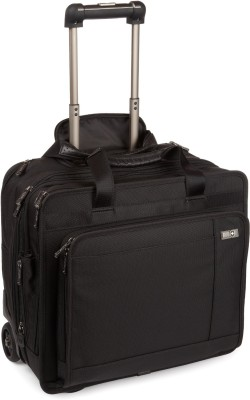 Victorinox Rolling Trevi 15.6,, Expandable Wheeled Laptop Case Small Travel Bag  - Small