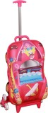 T-Bags 3D Car Princess Children's Trolle...