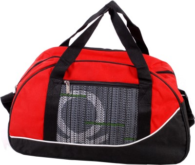 United Colors of Benetton Red Small Travel Bag  - Medium