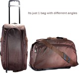 3G Cascade Small Travel Bag  - Large (Br...