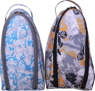 BagsRus Splash and buff Travel Shoe Bags -Shoe cases Small Travel Bag
