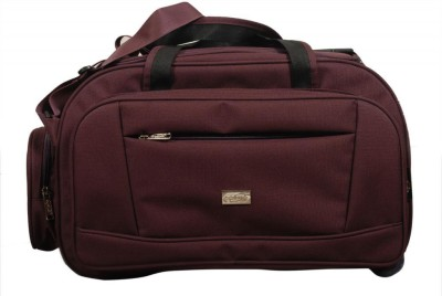 Cosmo La-02 Wheel Travel Expandable Small Travel Bag  - Large