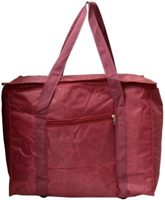 Srajanaa SR-123-Maroon Small Travel Bag  - Medium