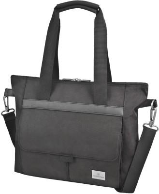 Victorinox Werks Professional Publicist Laptop Small Travel Bag(Black)