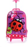 T-Bags 3D Ladybug Trolley Bag Small Trav...