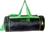 United Bags Shoe Drum BLK Small Travel B...