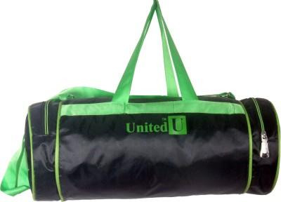 United Bags Shoe Drum BLK Small Travel Bag  - Medium