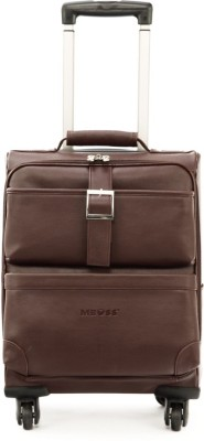 Mboss ONT_081_BROWN Small Travel Bag