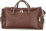 Mboss Faux leather Unisex Brown Single S...
