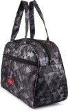 WRIG W Higdesign Small Travel Bag (Black...