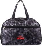 WRIG Hidesign Travel Duffel Bag (Black)