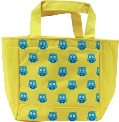 EZ Life Kids Thermal Lunch Bag Pastels Yo! Yellow Small Travel Bag
