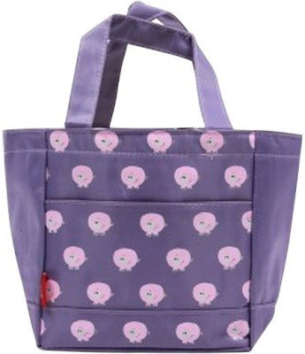 EZ Life Kids Thermal Lunch Bag Pastels Lilac Small Travel Bag